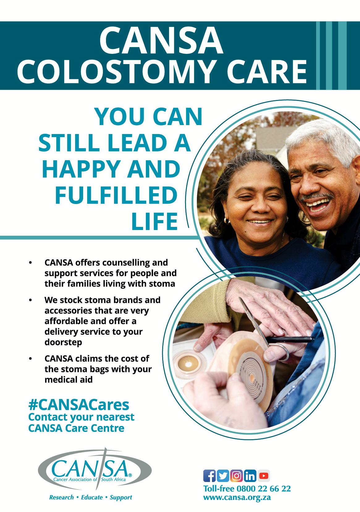 CANSA STOMA CARE