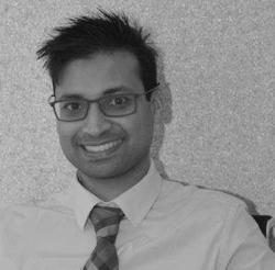 Dr Sudeshen Naidoo grey