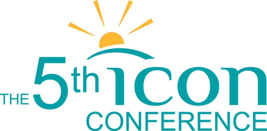 Logo ICON 5th Conference 2018 CMYK