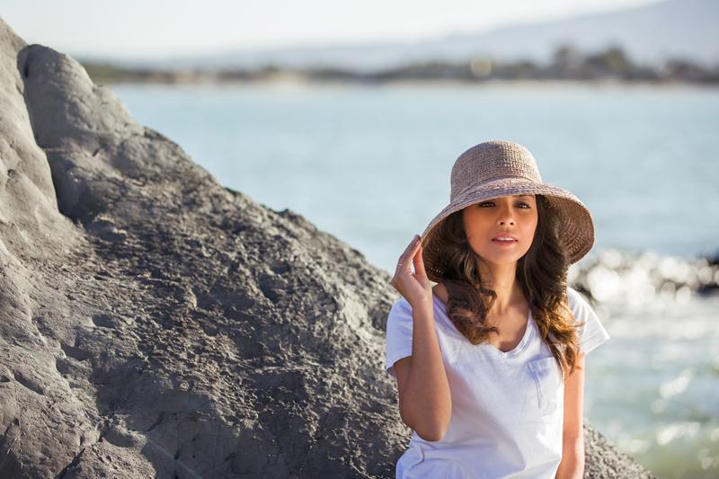 Emthunzini Hats Raffia Breton Sun Hat