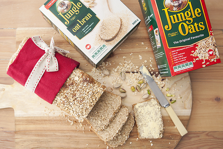 Jungle Oats Low-GI Bread